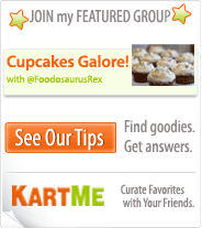 Cupcakes Galore is cupcake recipes and tips on KartMe.  Join us for free!