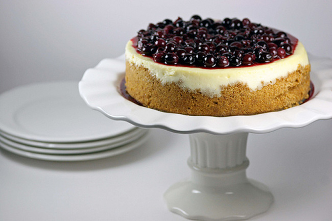 tyler florence's ultimate cheesecake | keeprecipes: your universal