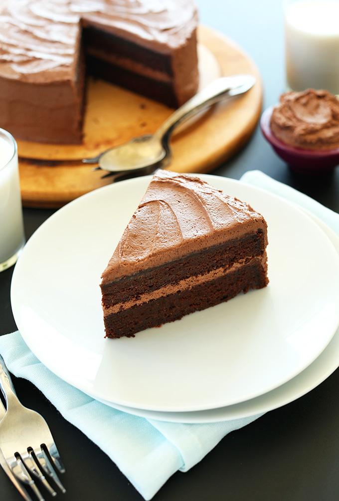 Chocolate Cake Recipe With Vinegar And Baking Soda