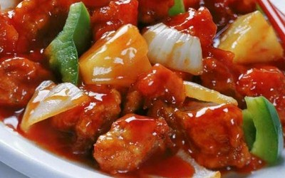 Resep Cara Membuat Ayam Goreng Tepung Asam Manis Keeprecipes Your Universal Recipe Box