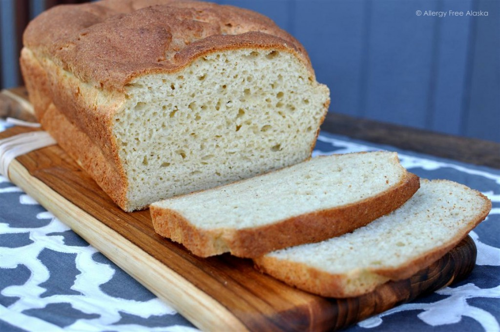 Gluten Free White Bread  KeepRecipes: Your Universal Recipe Box