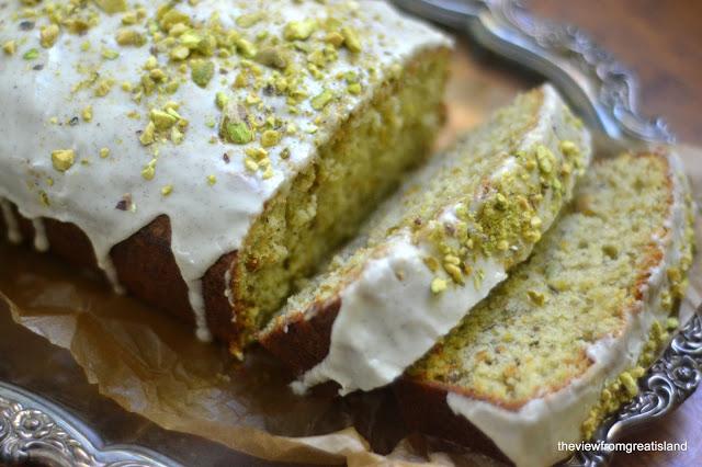 Pistachio Cardamom Pound Cake Keeprecipes Your