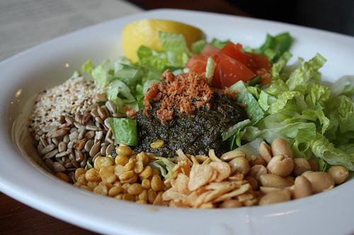 Burmese Food Recipes Tea Leaf Salad