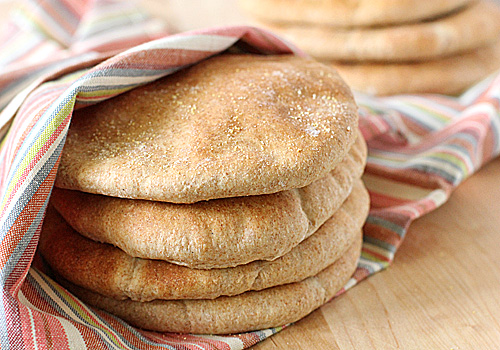 Whole Wheat Pita Grilled whole wheat pita bread recipes — dishmaps