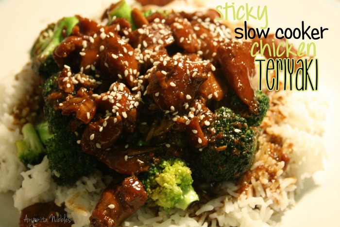 Sticky Slow Cooker Chicken Teriyaki Keeprecipes Your