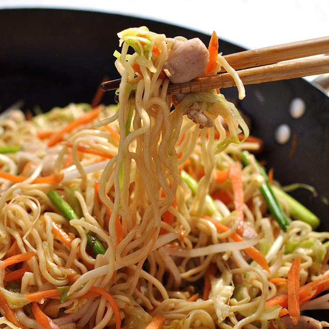 Proper Chicken Chow Mein Keeprecipes Your Universal Recipe Box