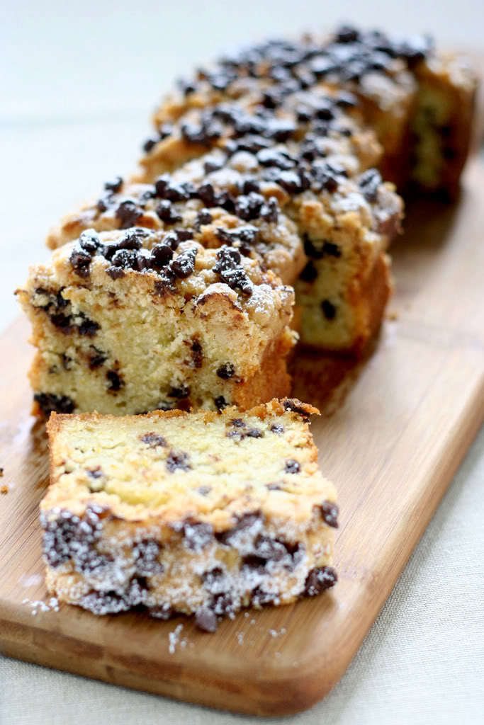 Buttermilk Chocolate Chip Crumb Cake KeepRecipes Your Universal