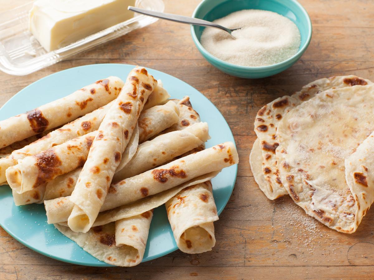 Crepe Recipe Easy Breakfast Gluten Free
