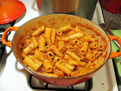 Rigatoni Bolognese | KeepRecipes: Your Universal Recipe Box