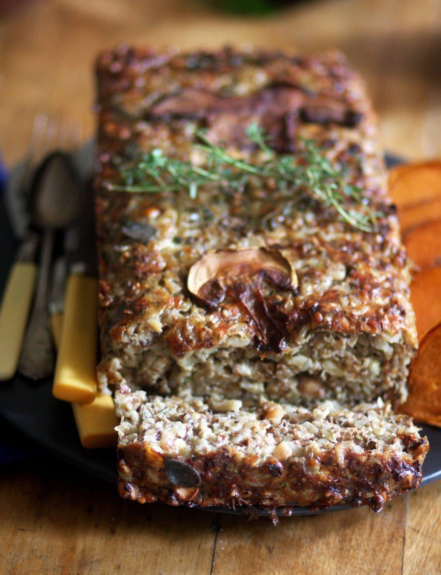recipe: nut recipes vegetarian [4]