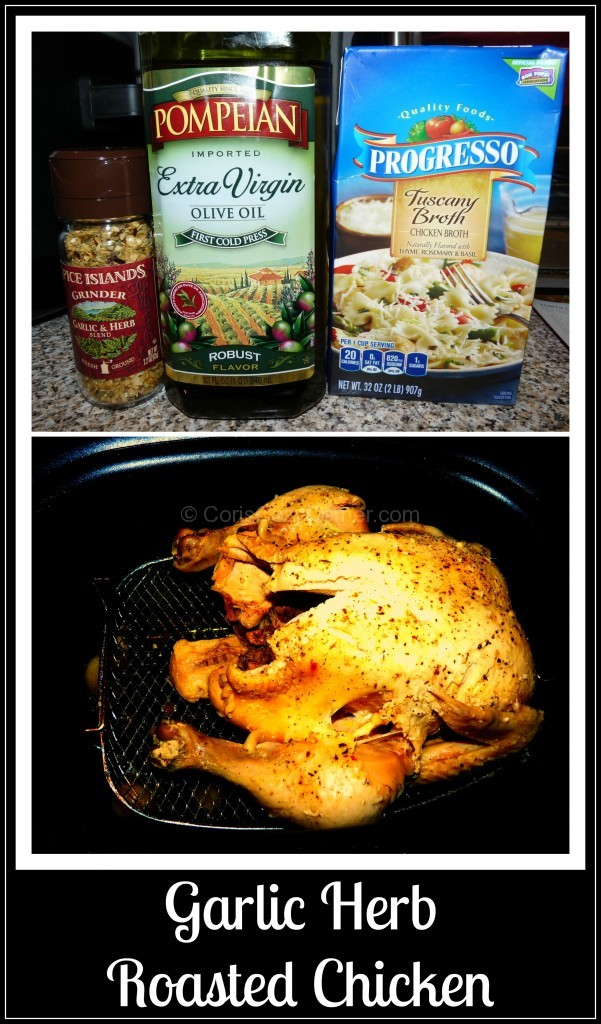Ninja 3 In 1 Cooking System And Garlic Herb Roasted Chicken Recipe Keeprecipes Your Universal
