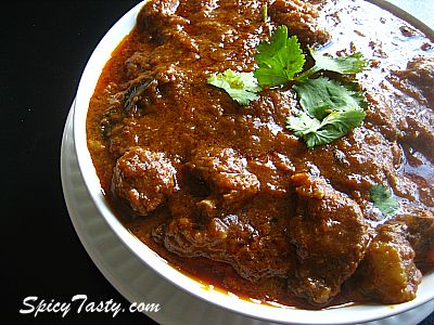 Spicy Indian Mutton Curry | KeepRecipes: Your Universal Recipe Box