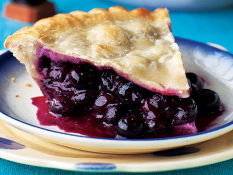 Cape Cod Blueberry Pie Keeprecipes Your Universal