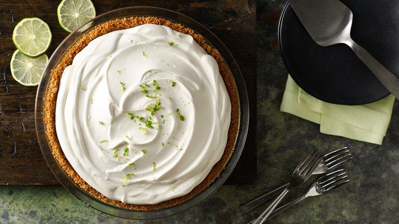 Creamy Key Lime Pie | KeepRecipes: Your Universal Recipe Box