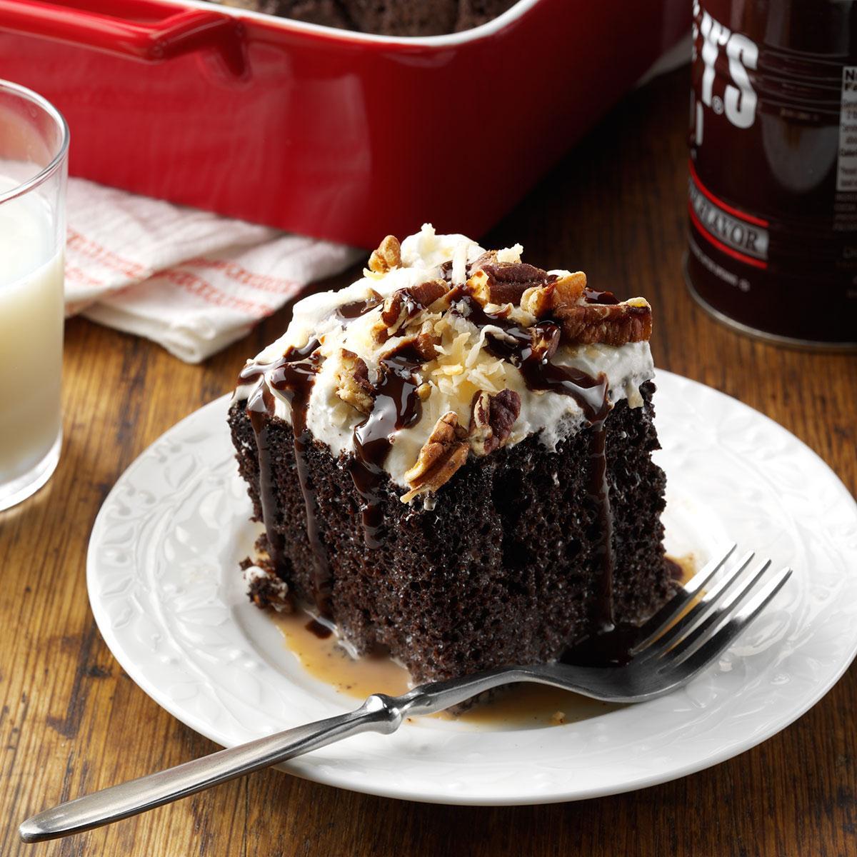 German Chocolate Tres Leches Cake Recipe Keeprecipes