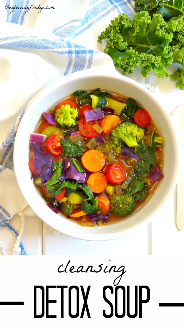 Cleansing Detox Soup Keeprecipes Your Universal Recipe Box