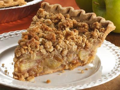 Grandma's Dutch Apple Crisp Pie | KeepRecipes: Your Universal Recipe Box