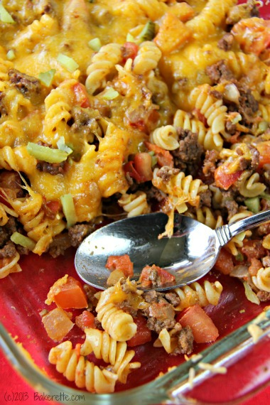 Casseroles 5 Star Cheeseburger Casserole Keeprecipes Your Universal Recipe Box