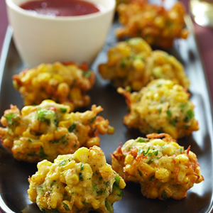 Spicy Thai Crab and Sweet Corn Fritters | KeepRecipes: Your Universal ...