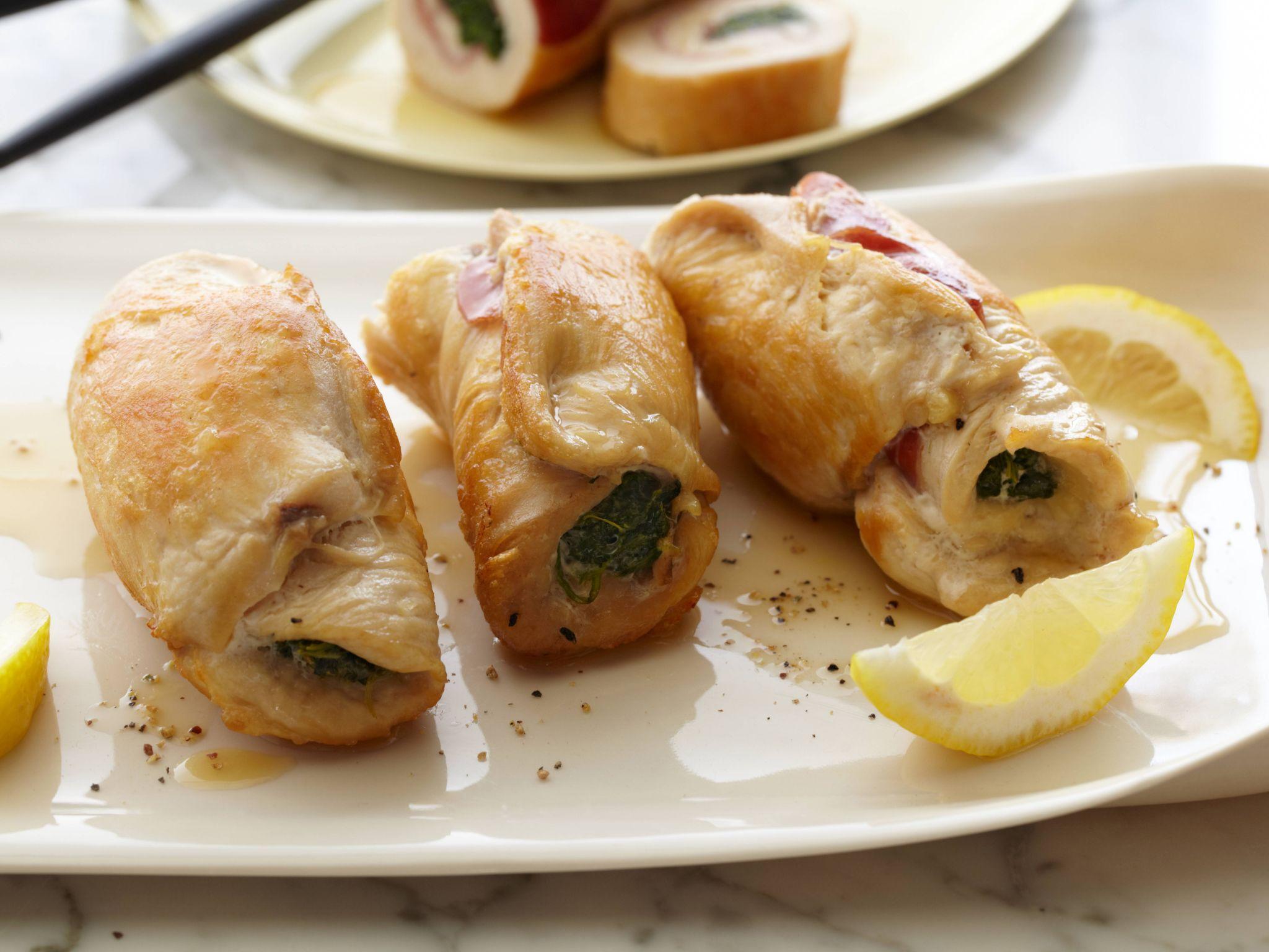 Giada de laurentiiss chicken saltimbocca keeprecipes your giada de laurentiiss chicken saltimbocca keeprecipes your universal recipe box forumfinder Gallery