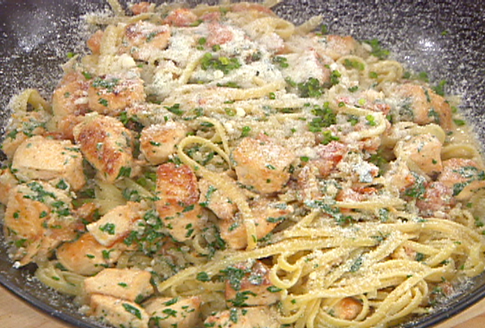 Bayou chicken pasta keeprecipes your universal recipe box forumfinder