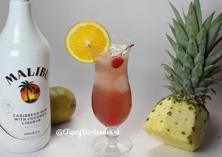 cocktail sex on the beach recept