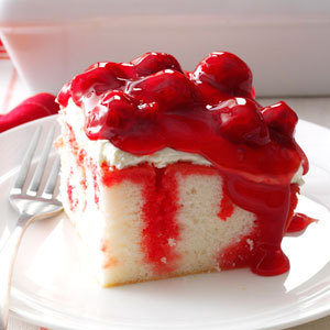 Cherry Dream Cake Recipe Keeprecipes Your Universal Recipe Box