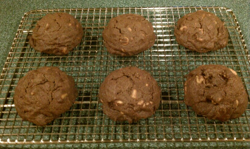 Levain Dark Chocolate Peanut Butter Chip Cookie Copycat Keeprecipes Your Universal Recipe Box