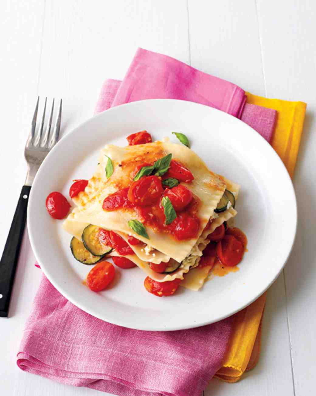No-Bake Summer Lasagna Recipe & Video