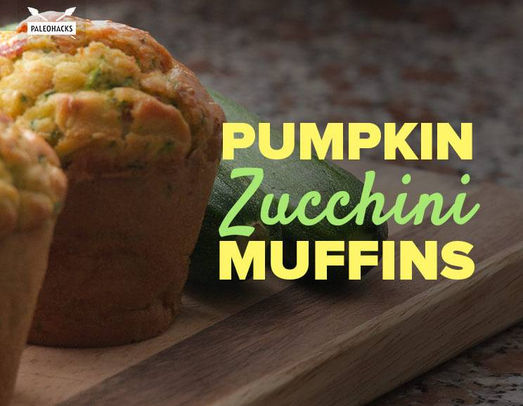 Pumpkin Zucchini Muffins Keeprecipes Your Universal