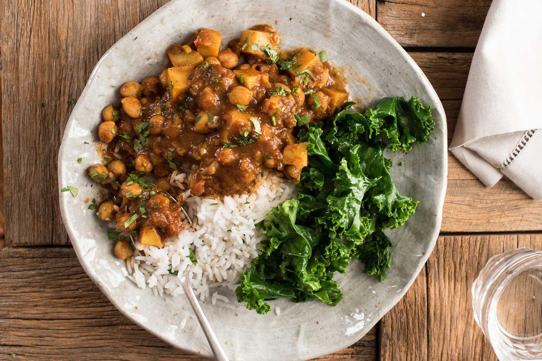 Easy chickpea potato curry chana aloo curry keeprecipes your easy chickpea potato curry chana aloo curry keeprecipes your universal recipe box forumfinder Gallery