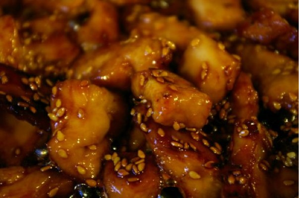 Honey Walnut Chicken Recipe Keeprecipes Your Universal Recipe Box