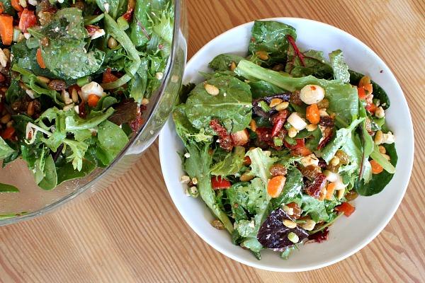 תוצאת תמונה עבור Homemade Salad 31 clever uses for coconut oil 31 Clever Uses for Coconut Oil 194182 1420482965 0