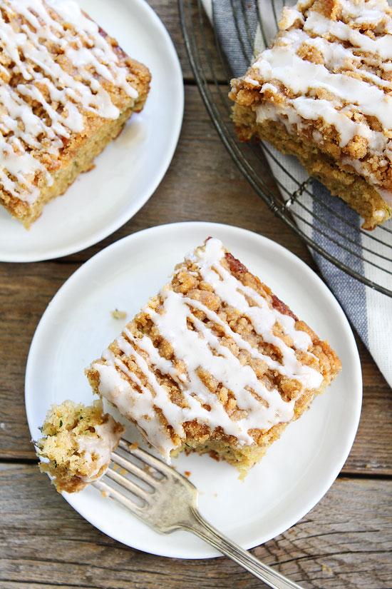 Zucchini Coffee Cake Recipe | KeepRecipes: Your Universal ...