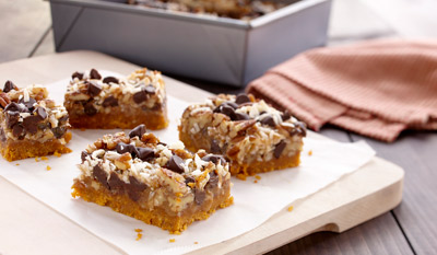 These Skor Squares Have Only 4 Ings And Are Perfect