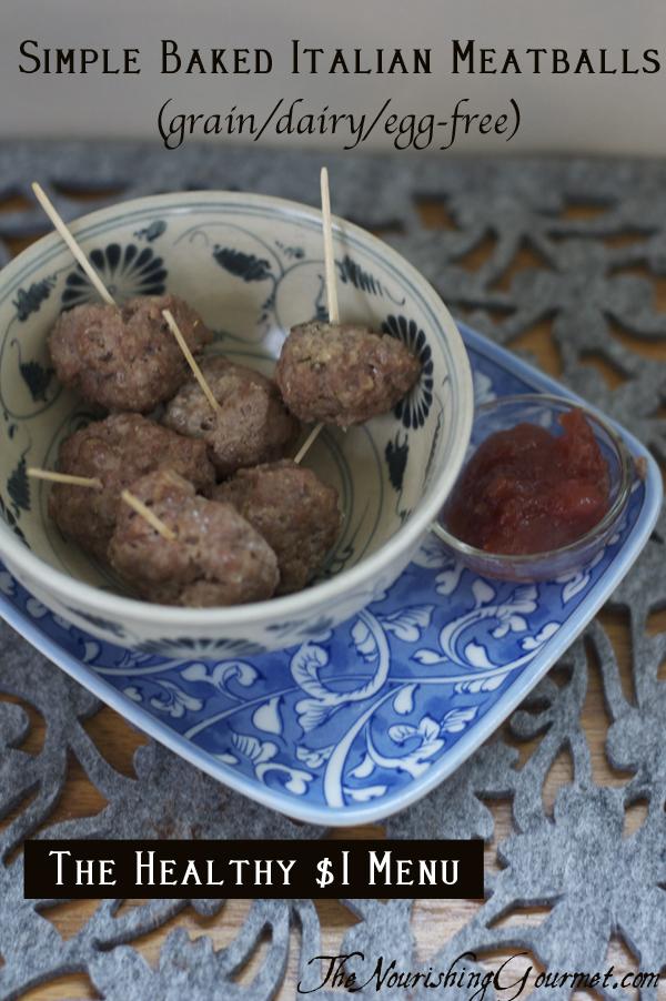 Gluten Free Egg Free Meatballs Keeprecipes Your Universal Recipe Box
