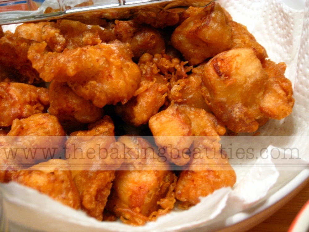 Gluten Free Chinese-Style Chicken Balls with Sweet and Sour