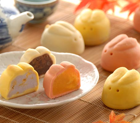 冰皮月饼 Snowskin Mooncake Keeprecipes Your Universal Recipe Box