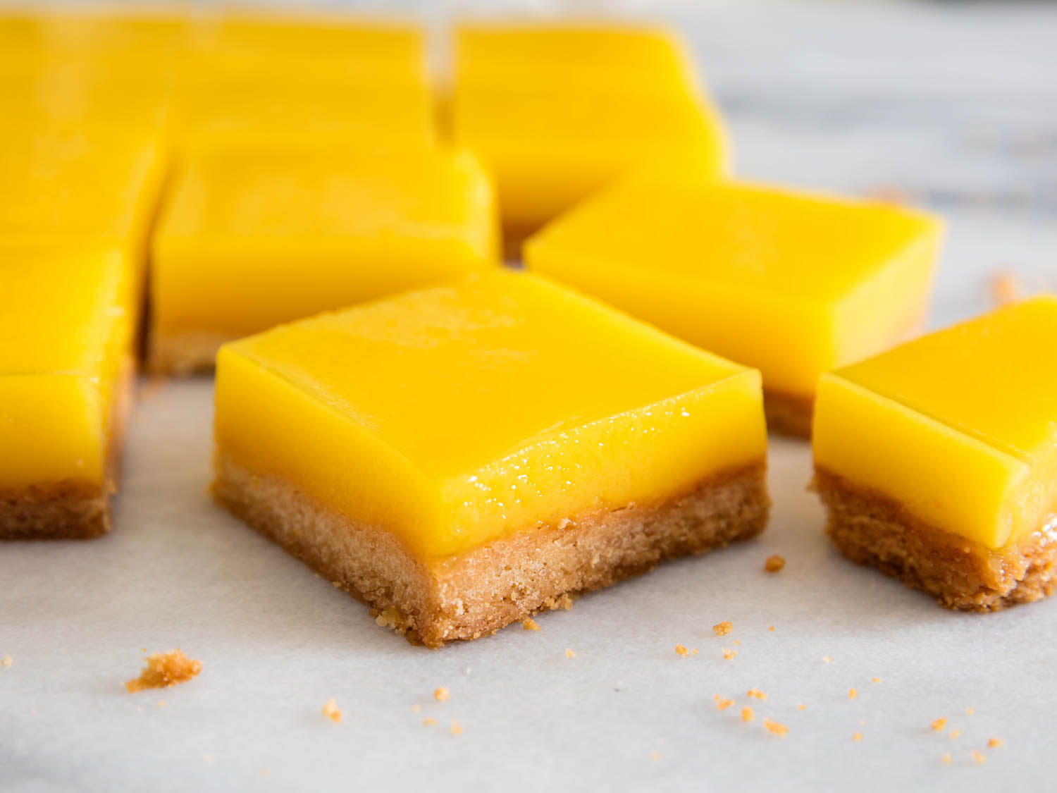 Lemon Curd Bars | KeepRecipes: Your Universal Recipe Box