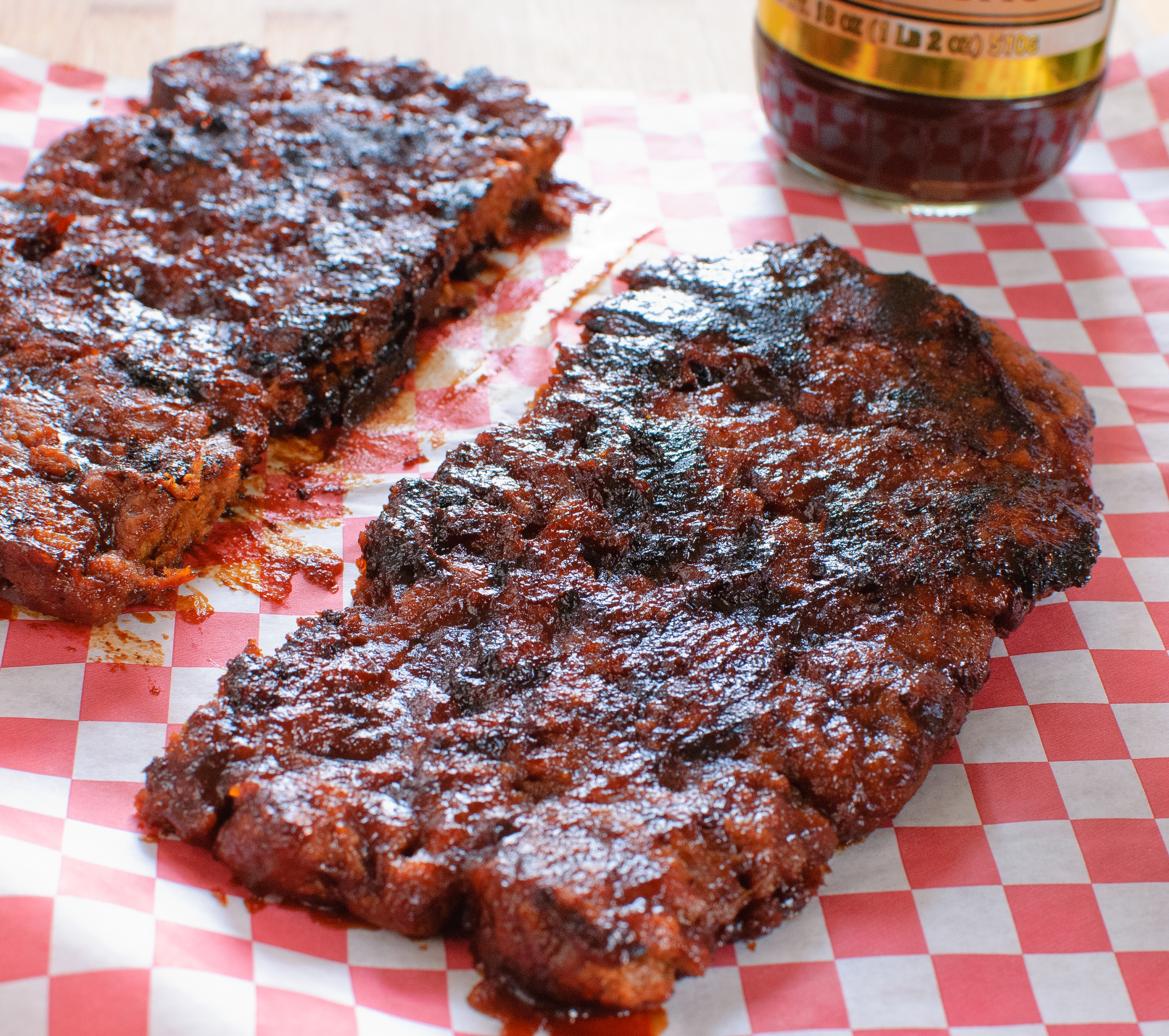 Vegan Barbecue Quot Ribs Quot Keeprecipes Your Universal Recipe Box
