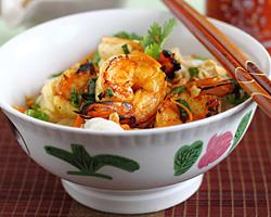 Vietnamese BBQ Shrimp Vermicelli (Bun Tom Heo Nuong) | KeepRecipes ...