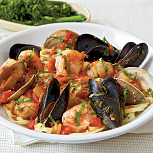 Seafood Arrabbiata Recipe Keeprecipes Your Universal
