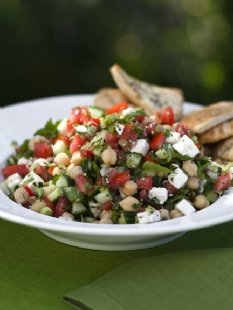 barefoot contessa mediterranean salad | keeprecipes: your