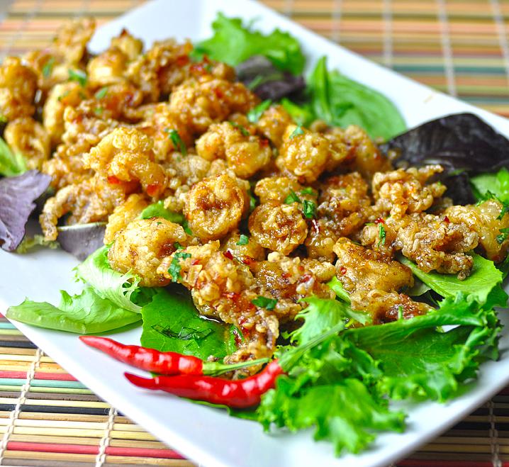 Asian Shrimp Appetizer Recipes