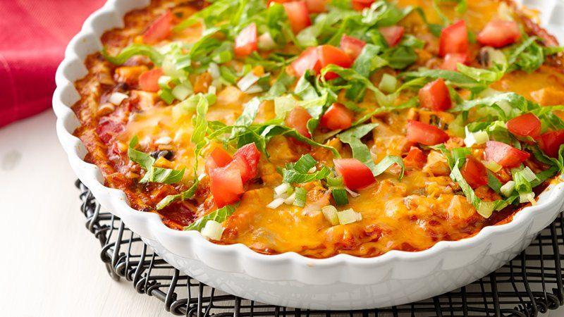 Skinny Mexican Chicken Casserole Keeprecipes Your Universal Recipe Box
