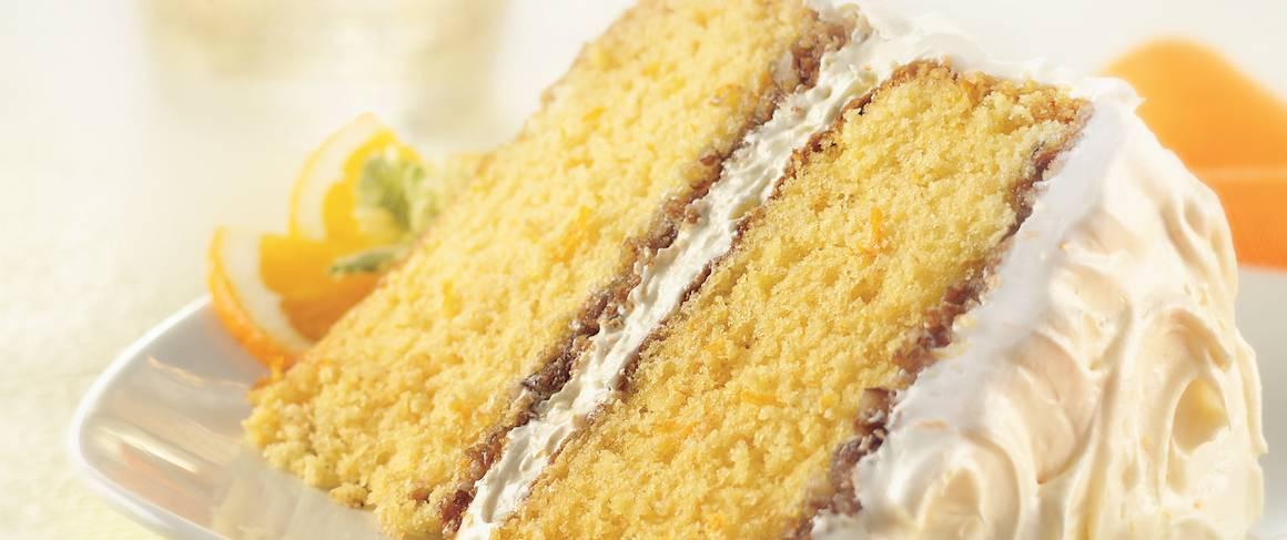 Orange Crunch Cake Betty Crocker
