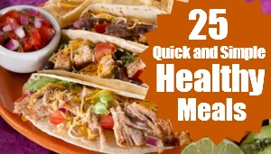 25 quick and simple healthy meals keeprecipes your universal 25 quick and simple healthy meals keeprecipes your universal recipe box forumfinder Images