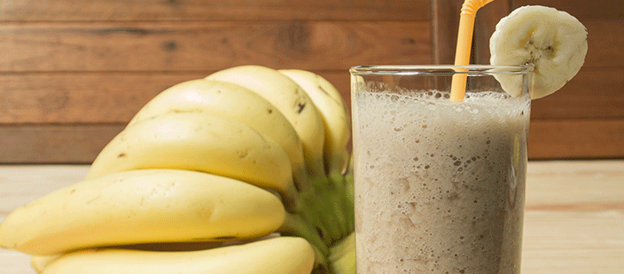 Banana Bread Milkshake Recipe — Dishmaps