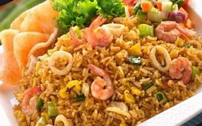 Resep Cara Membuat Nasi Goreng Seafood | KeepRecipes: Your Universal Recipe Box