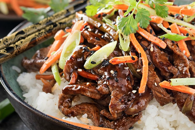 Mongolian Beef Recipe With Hamburger